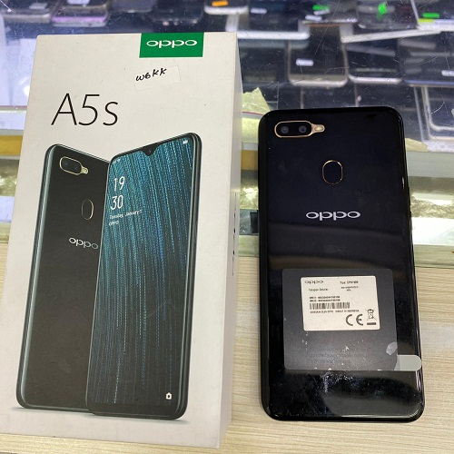 HANDPHONE OPPO A5S 3/32 SECOND | A1 Accessories